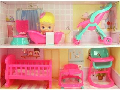Little Dolls Casinha