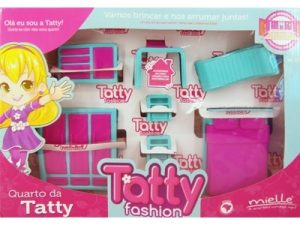 Mini Quarto Tatty Fashion