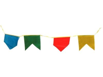 Bandeira de Plástico