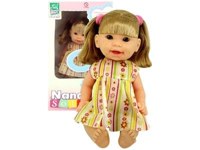 Boneca Nandinha Soletra