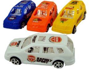 57958 – Carro a fricção Speed Racer 4x12x5.5cm 4por10