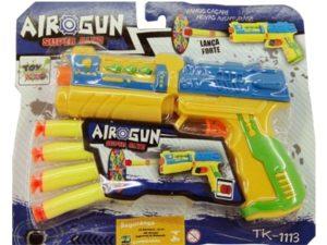 15180: Pistola Lança Dardos 20.5 x 24.5 x 4cm