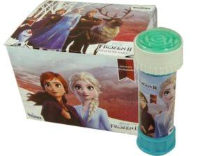 Bolha de sabão Frozen 2